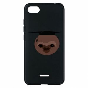 Phone case for Xiaomi Redmi 6A Sloth student