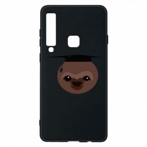 Phone case for Samsung A9 2018 Sloth student