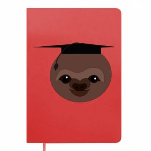 Notepad Sloth student