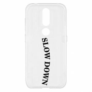 Etui na Nokia 4.2 Slow down