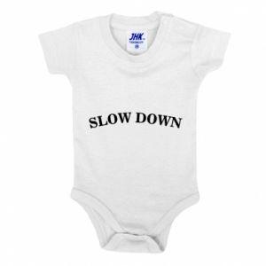 Body dziecięce Slow down