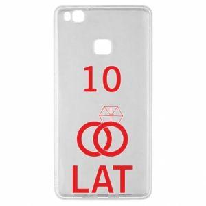 Etui na Huawei P9 Lite Ślub 10 lat