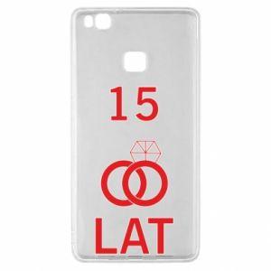 Etui na Huawei P9 Lite Ślub 15 lat