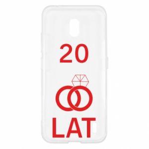 Etui na Nokia 2.2 Ślub 20 lat