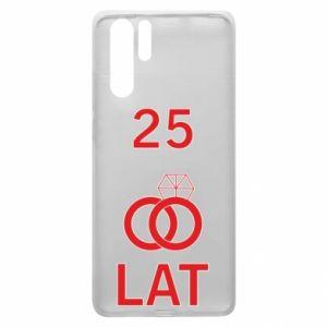 Etui na Huawei P30 Pro Ślub 25 lat