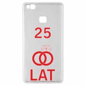 Etui na Huawei P9 Lite Ślub 25 lat
