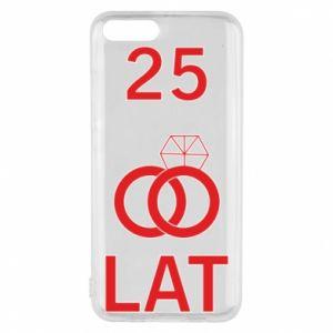Phone case for Xiaomi Mi6 Wedding 25 years - PrintSalon
