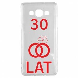 Etui na Samsung A5 2015 Ślub 30 lat