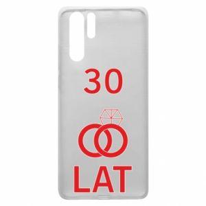 Etui na Huawei P30 Pro Ślub 30 lat