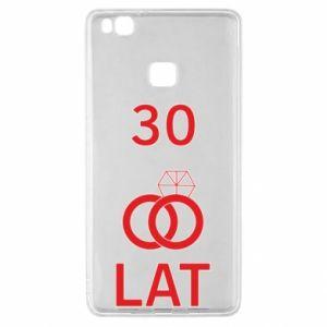 Etui na Huawei P9 Lite Ślub 30 lat