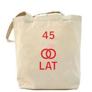 Bag Wedding 45 years - PrintSalon