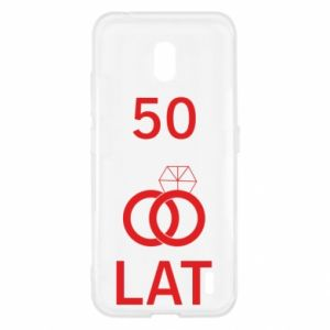Etui na Nokia 2.2 Ślub 50 lat
