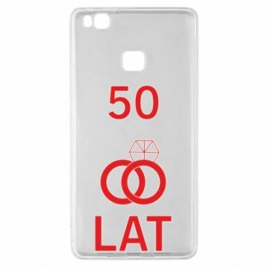 Etui na Huawei P9 Lite Ślub 50 lat