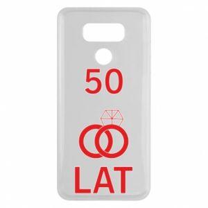 Etui na LG G6 Ślub 50 lat