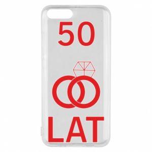Phone case for Xiaomi Mi6 Wedding 50 years - PrintSalon