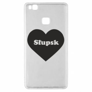 Huawei P9 Lite Case Slupsk in heart