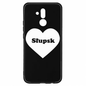 Huawei Mate 20Lite Case Slupsk in heart
