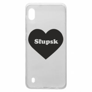 Samsung A10 Case Slupsk in heart