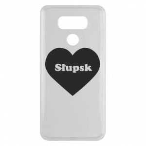 LG G6 Case Slupsk in heart