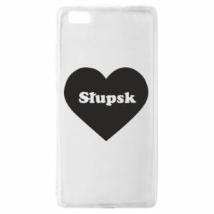 Huawei P8 Lite Case Slupsk in heart