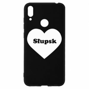 Huawei Y7 2019 Case Slupsk in heart