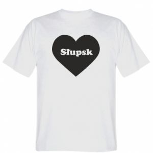 T-shirt Slupsk in heart