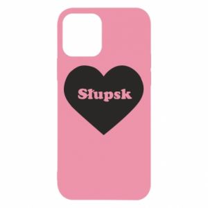 iPhone 12/12 Pro Case Slupsk in heart
