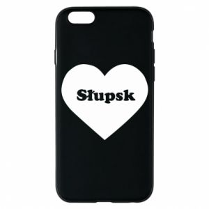 iPhone 6/6S Case Slupsk in heart