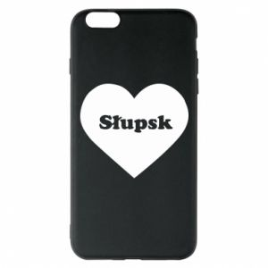 iPhone 6 Plus/6S Plus Case Slupsk in heart