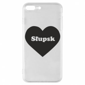 iPhone 7 Plus case Slupsk in heart