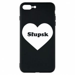iPhone 8 Plus Case Slupsk in heart
