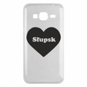 Samsung J3 2016 Case Slupsk in heart