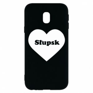 Samsung J3 2017 Case Slupsk in heart