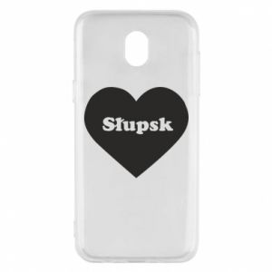 Samsung J5 2017 Case Slupsk in heart