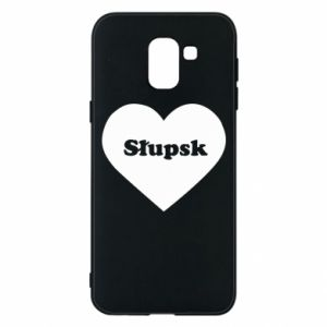 Samsung J6 Case Slupsk in heart