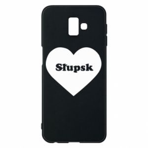 Samsung J6 Plus 2018 Case Slupsk in heart