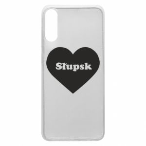 Samsung A70 Case Slupsk in heart