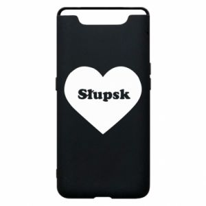 Samsung A80 Case Slupsk in heart