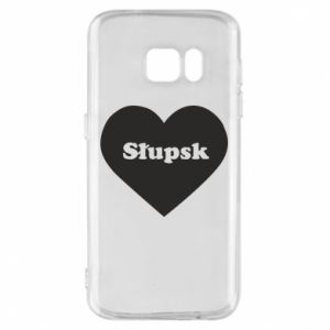 Samsung S7 Case Slupsk in heart