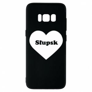 Samsung S8 Case Slupsk in heart