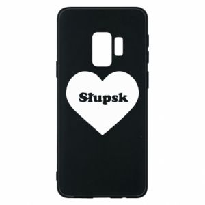 Samsung S9 Case Slupsk in heart