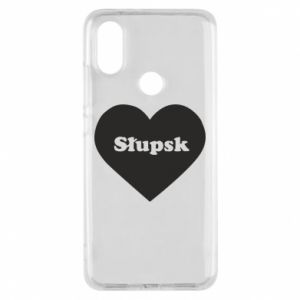 Xiaomi Mi A2 Case Slupsk in heart