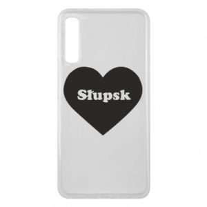Samsung A7 2018 Case Slupsk in heart