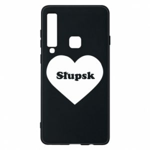Samsung A9 2018 Case Slupsk in heart