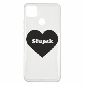Xiaomi Redmi 9c Case Slupsk in heart