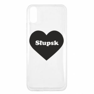 Xiaomi Redmi 9a Case Slupsk in heart