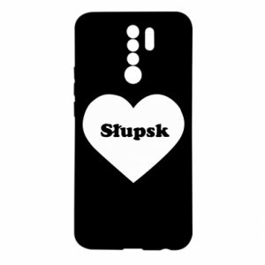 Xiaomi Redmi 9 Case Slupsk in heart