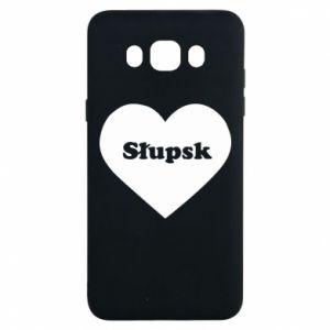 Samsung J7 2016 Case Slupsk in heart