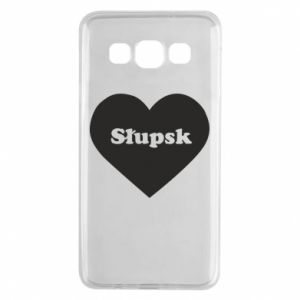 Samsung A3 2015 Case Slupsk in heart