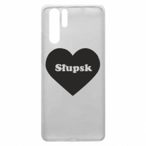 Huawei P30 Pro Case Slupsk in heart